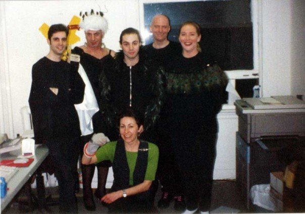 Sodom etc. Mar 28, 1992, Gallery 101, Ottawa